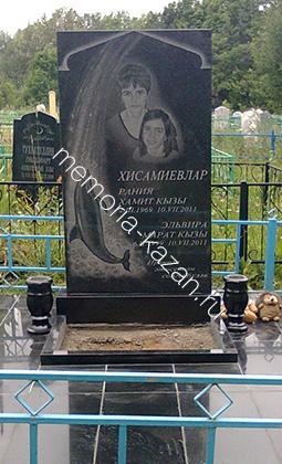 Памятник из цветного гранита Рузаевка памятник подешевле Среднеколымск
