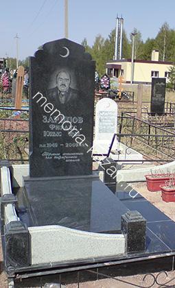 Купить ритуальный памятник на могилу город сергач Эконом памятник Купола Дмитровская
