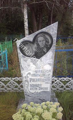 Памятник на могилку Новомичуринск Шар. Габбро-диабаз Котово